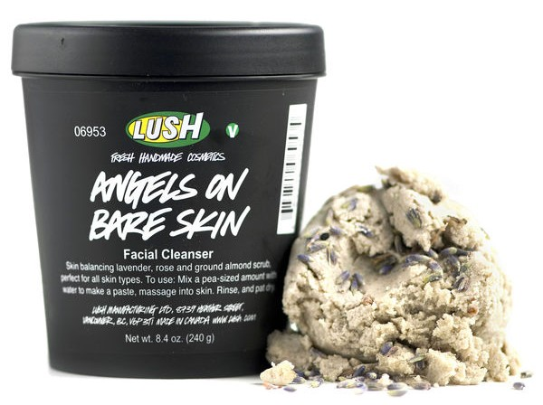 Lush Angels on Bare Skin