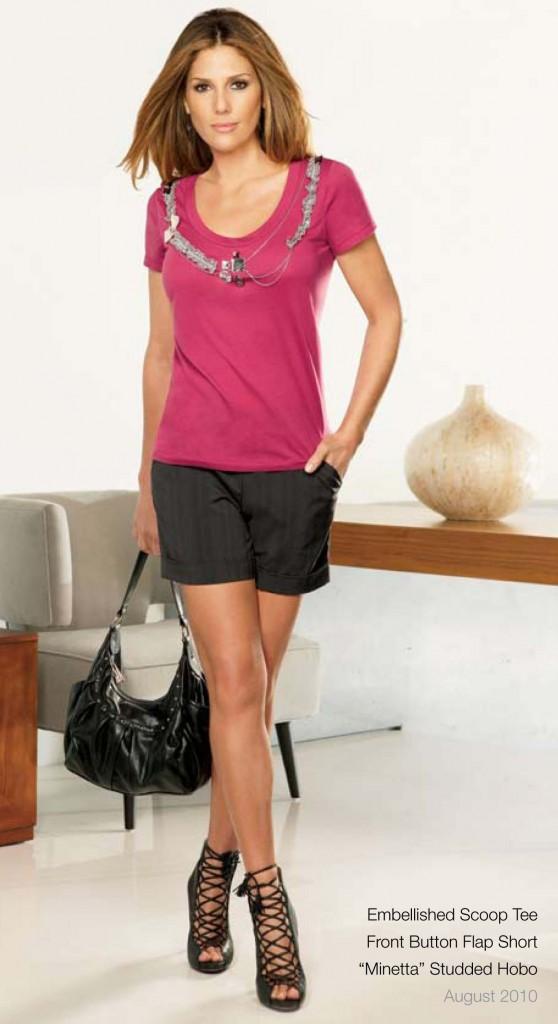 Daisy Fuentes For Kohl S Fall 2010 Lookbook