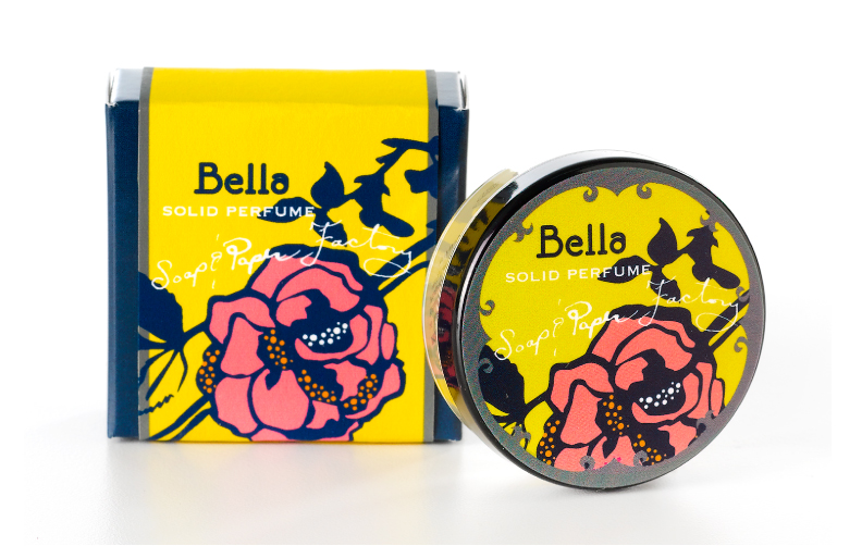 Soap Paper Factory Bella Solid Perfume