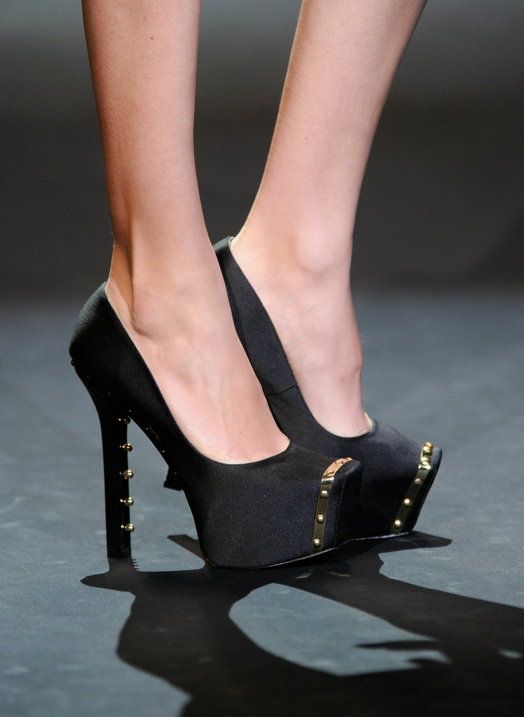 Nyfw Christian Siriano For Payless Shoe Source F W 2011