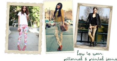 How-To-Wear-Printed-Jeans
