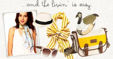 Summer-y, Retro-Inspired Accessories under $25