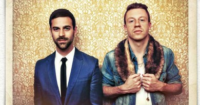 Seattle's Macklemore x Ryan Lewis, The Heist (out in October 2012!)