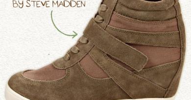 Steve Madden Olympiaa Wedge Sneakers
