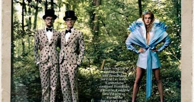 Alice in Wonderland with Viktor & Rolf