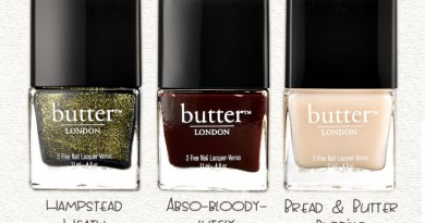 goop x butter LONDON Nail Polish Collection