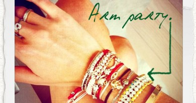 Would You Wear: an Arm Party?