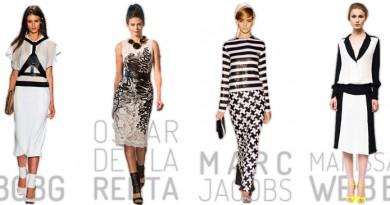 Spring Trends 2013: Black & White