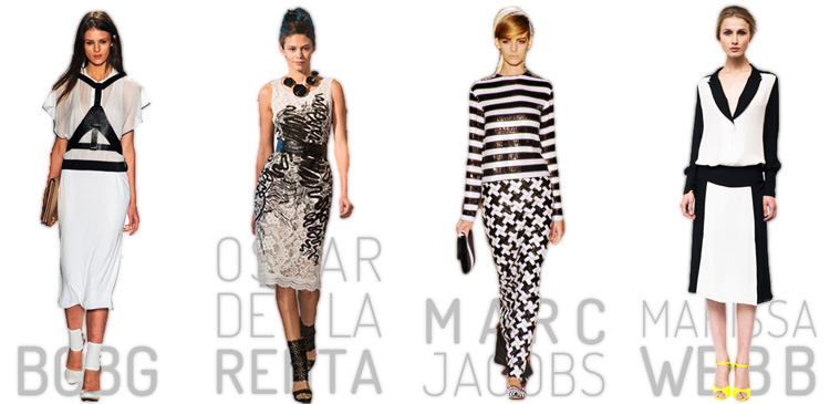 Spring Trends 2013: Black & White