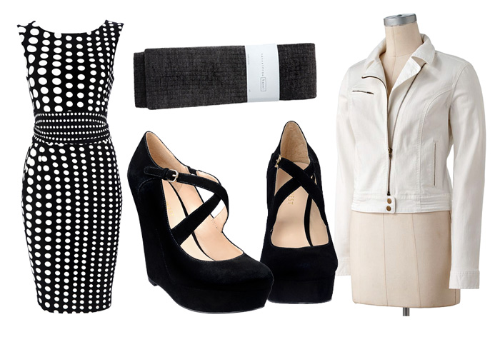 Black & White | Spring 2013 Trends