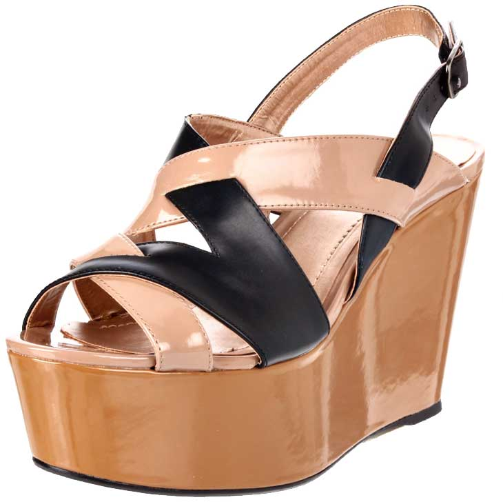 BCBGeneration Laffie Sandals-in-Ginger