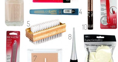 Beauty Staples under $4