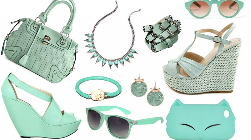 Mint-Green-Accessories