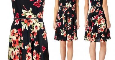 Dorothy Perkins Warm Floral Dress