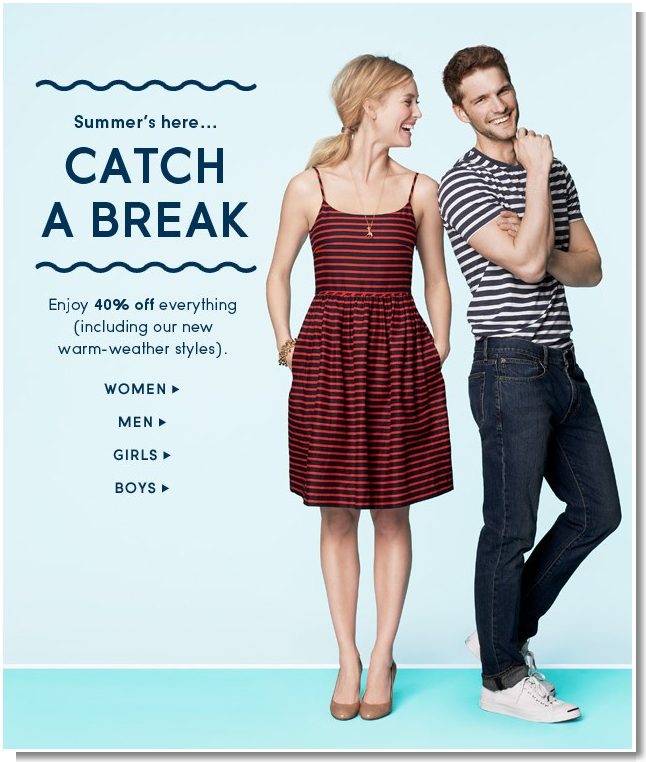 J.Crew Factory - Everyday deals on sweaters, denim, shoes, handbags   more.