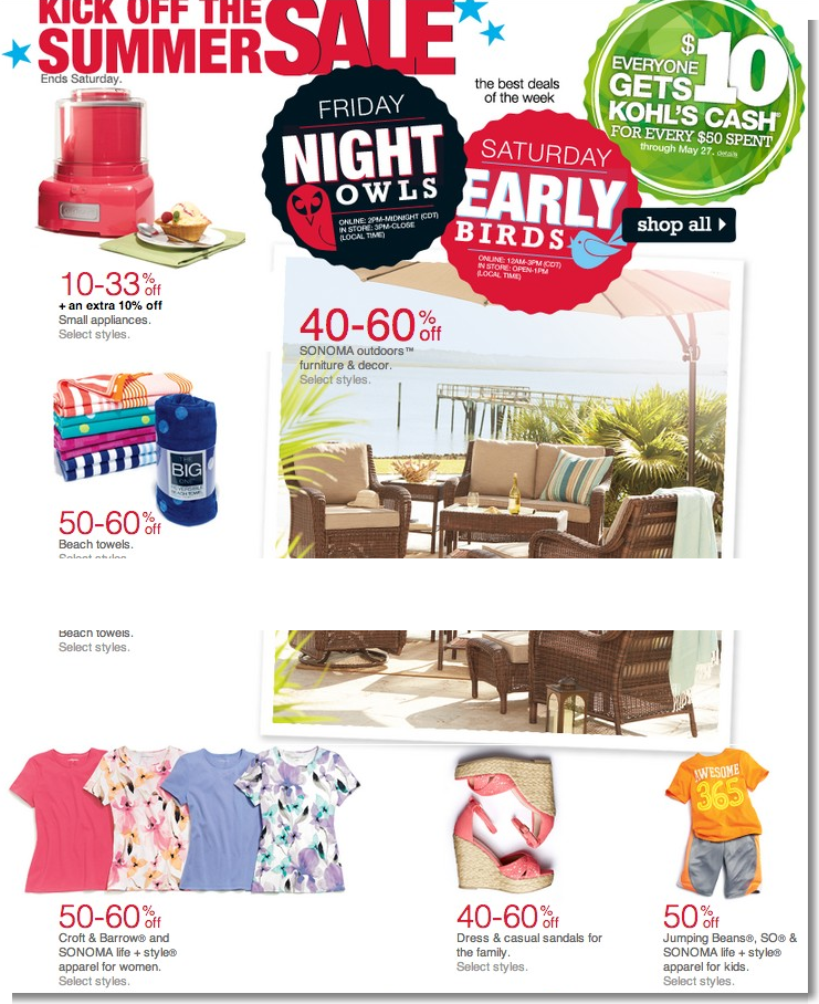 Kohl's   Shop Clothing, Shoes, Home, Kitchen, Bedding, Toys   More