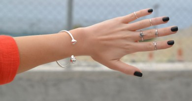 Top knuckle rings by Style Limelight