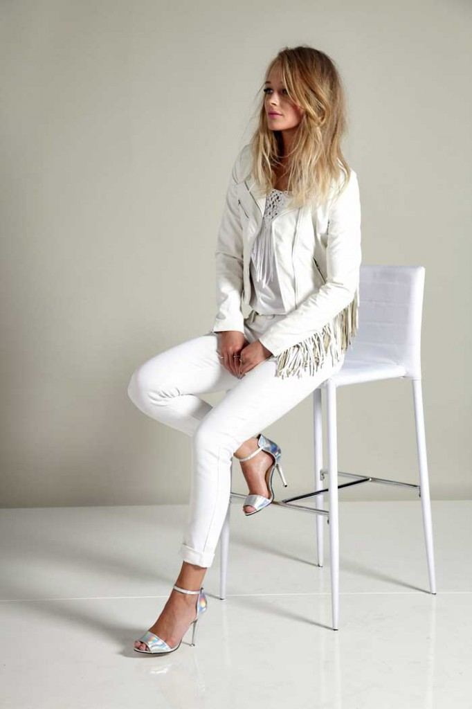 Boohoo.com Glamour White Out