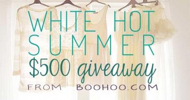 Boohoo-Summer-Giveaway