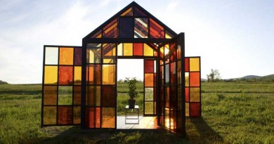 Candy Glass House