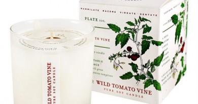 Fresh Tomato Soy Candle