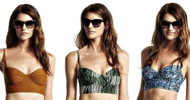 Daily Deal: Derek Lam DesigNation Midkini Swim Suit Top