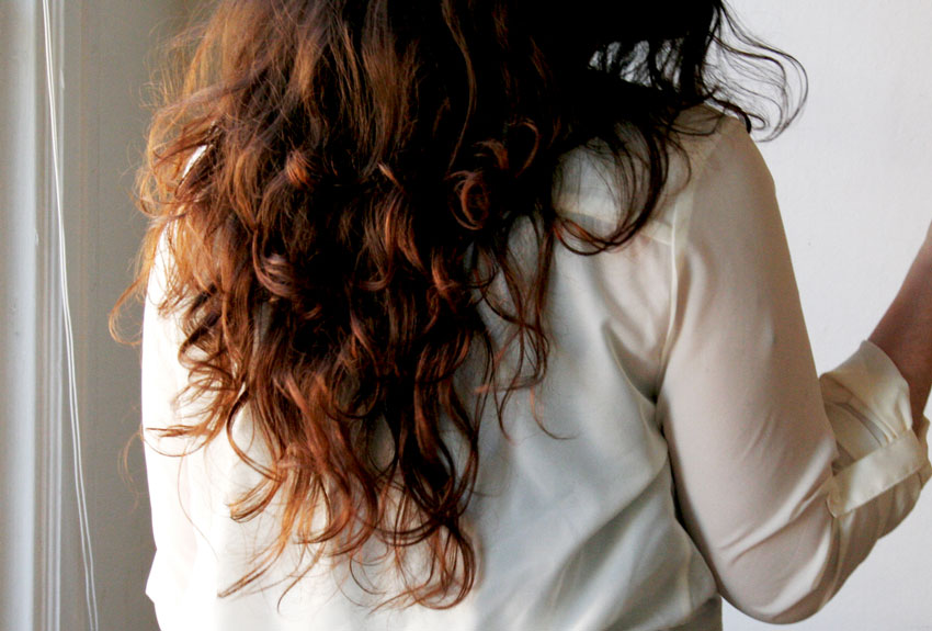 Obscenely Curly, Thick & Long Hair
