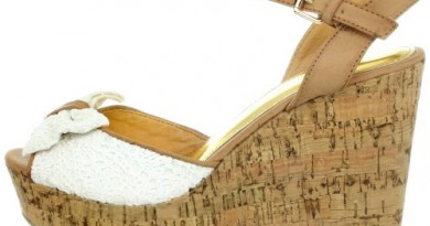 Report Tahlia Wedge Sandals