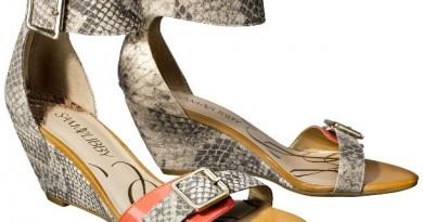 Sam & Libby Sonia Wedge Sandals