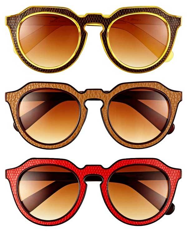 AJ Morgan Zipster Sunglasses