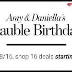 BaubleBar's Birthday Bash & a $10 Jewelry Sale