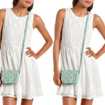 Daily Deal: Embroidered A-Line Dress