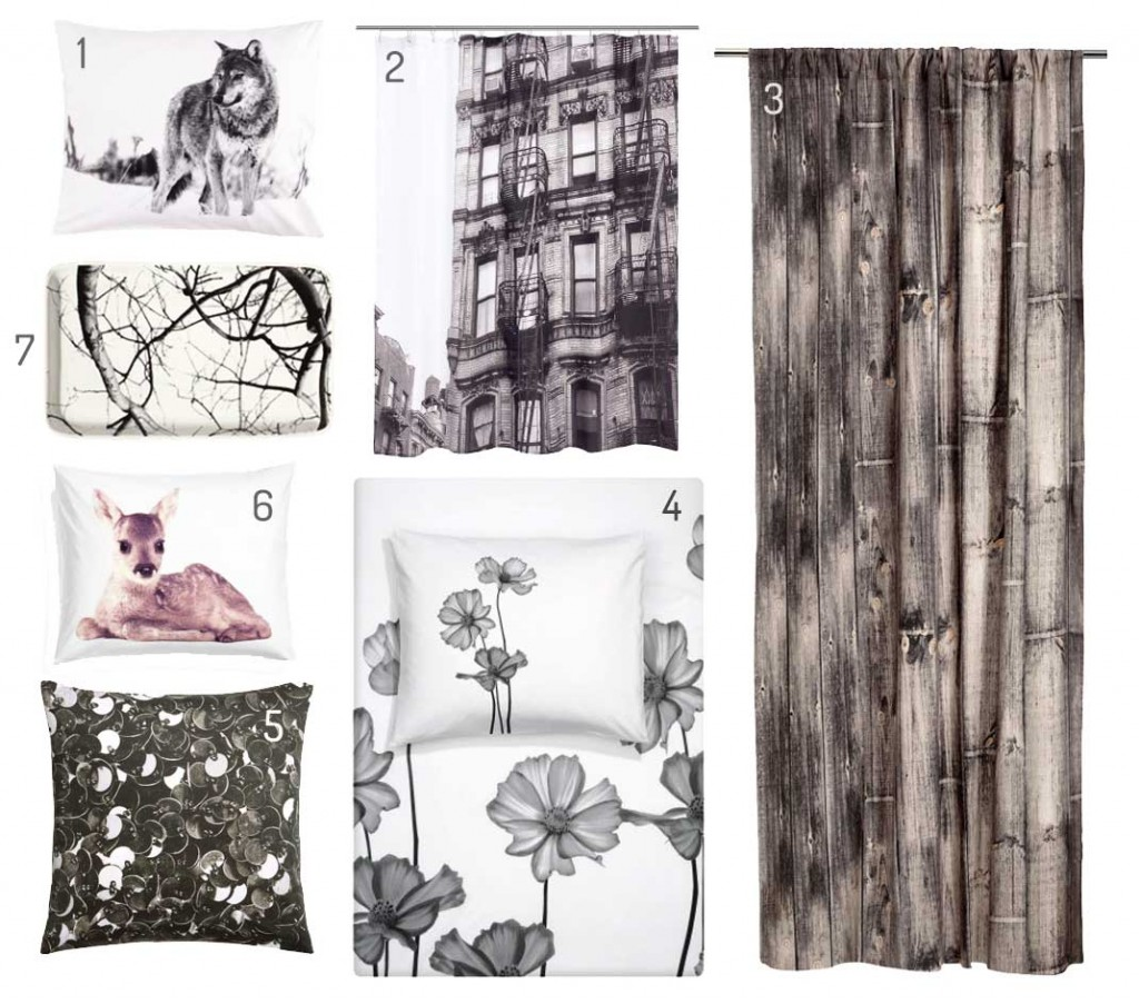 H&M Home: Photographic Prints