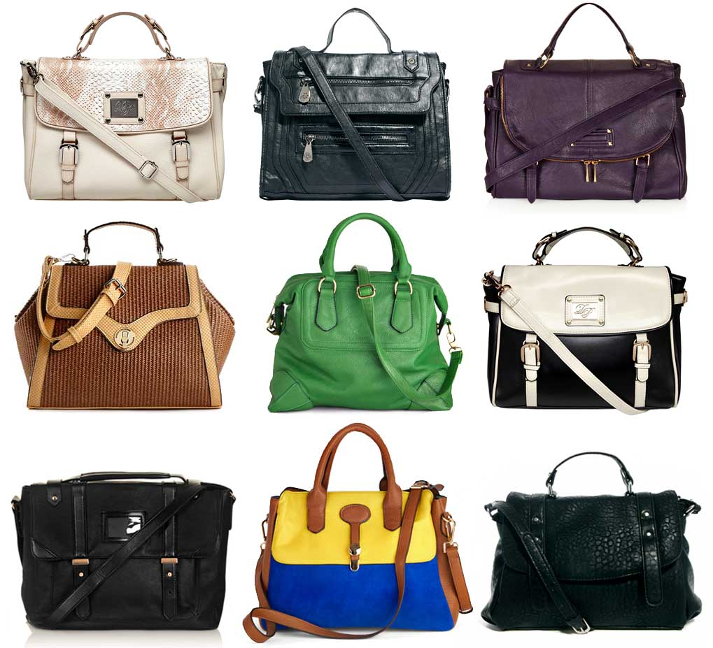 Cross-body Satchel Handbags
