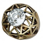 Daily Deal: Cut Out Stone Ring