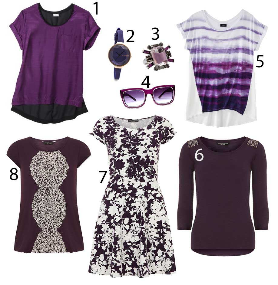 Obsession Over Purple/Violet Fashion