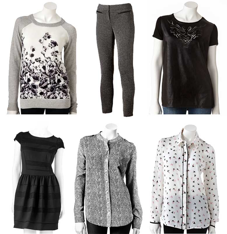 Fall Favorites from Kohl's