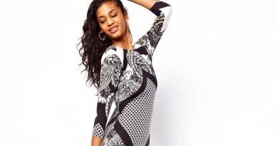 Geometric-Scarf-Print-Midi-Dress-feat