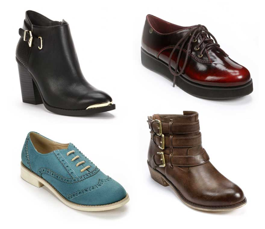 Fall Shoes from Kohl's