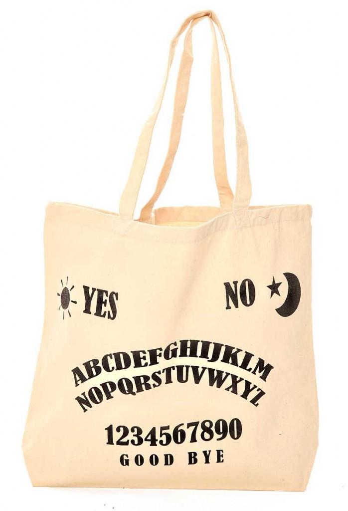Daily Deal: Ouija Board Tote Bag