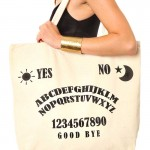 Daily Deal: Ouija (Laundry?) Tote Bag