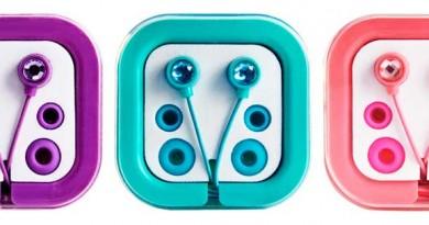 Gem Headphone Earbuds