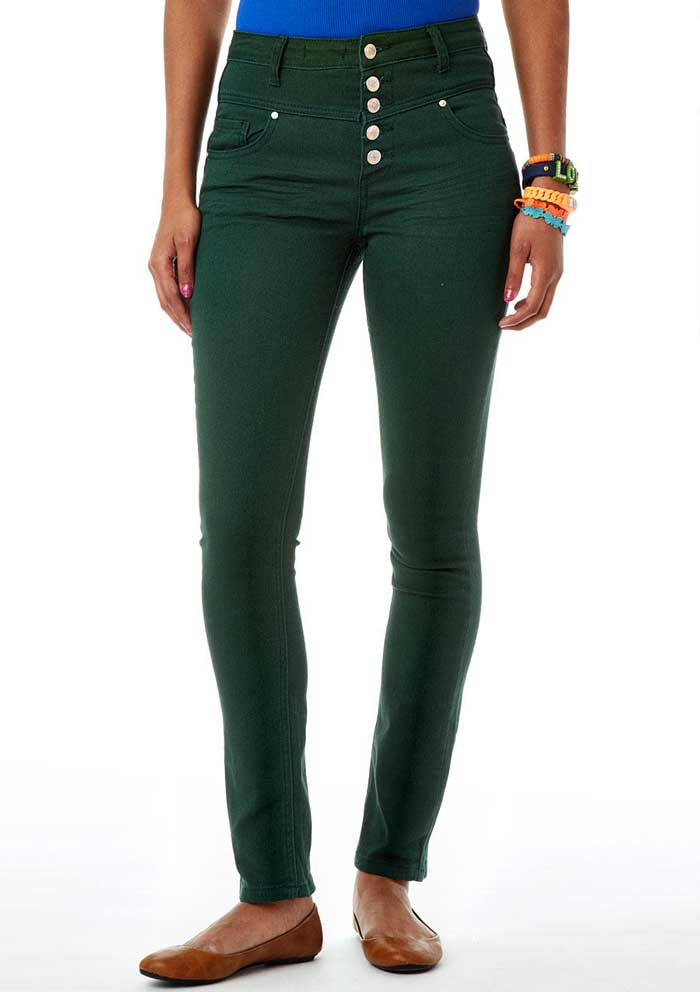 Find green high waist pants at ShopStyle. Shop the latest collection of green high waist pants from the most popular stores - all in one place.