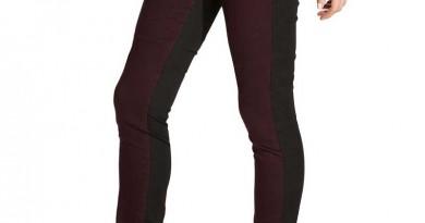 Style&Co Oxblood Tuxedo Pants