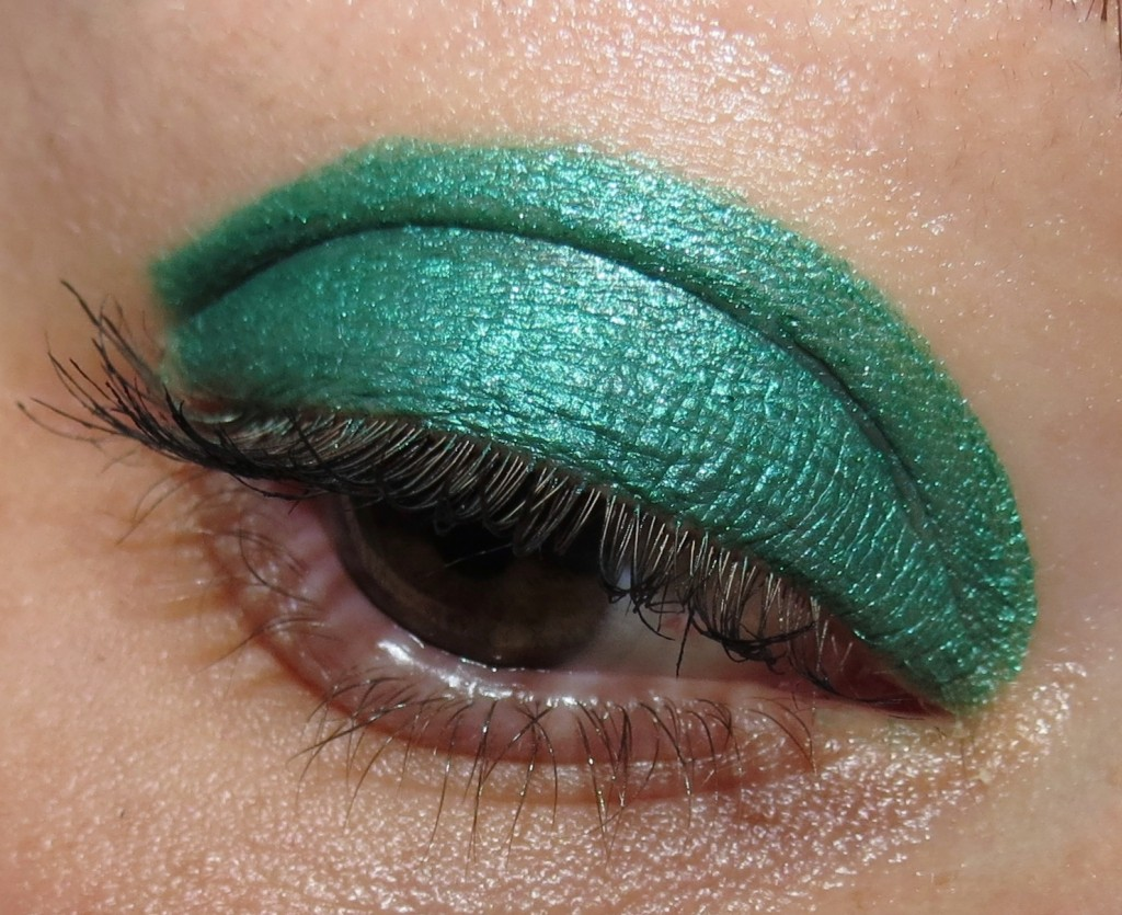 Pantone Emerald Lid Stain
