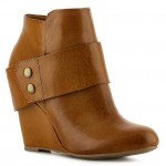 Monday Wedgie: Zigi Soho Junelee Wedge Booties