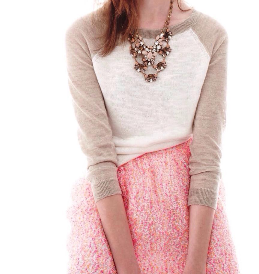 baseball shirt and skirt