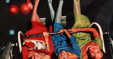 Berkshire Stockings advertisement, 1959.