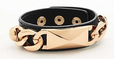 Chain Link Cuff Bracelet