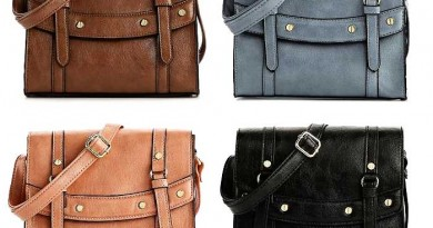 Kelly & Kate Crossbody Satchel Bag